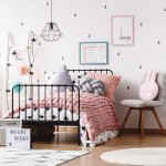 Cute kids bedroom with posters